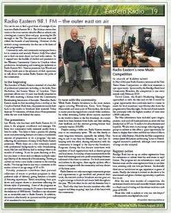 Radio Eastern Article Aug 2018_Gully News